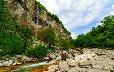Waterfall Kinchha, Zeda Kinchha